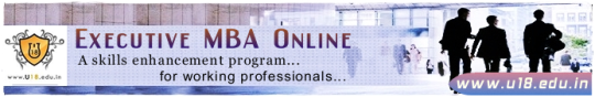 Executive MBA Courses Online