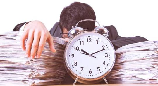 Time-Management in online education courses